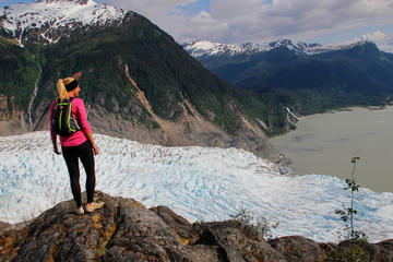 Adventure Hiking and Mendenhall Glacier Viewing from Juneau