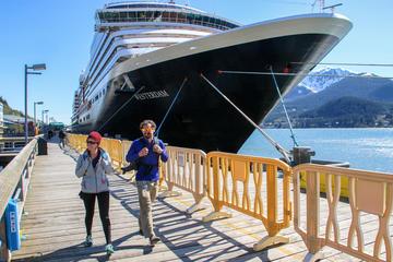 Excursão a pé com histórias de Juneau