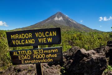 Promenade au parc national du volcan...