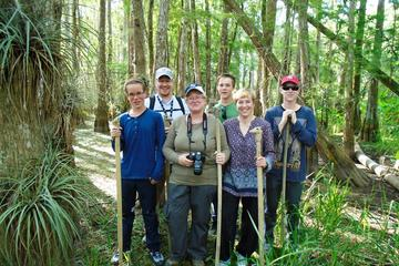 Day Trip Everglades Walking Tour near Ochopee, Florida