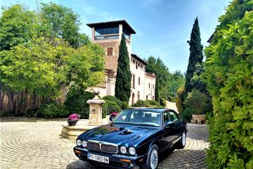 Private Tour in a Classic Jaguar Car...
