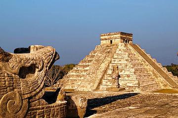 Tour privado: Chichén Itzá a bordo de...