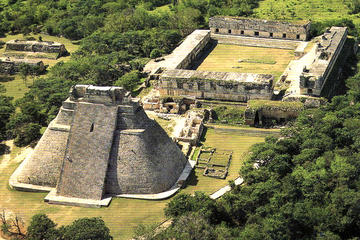 Uxmal and Chocolate Factory From Merida