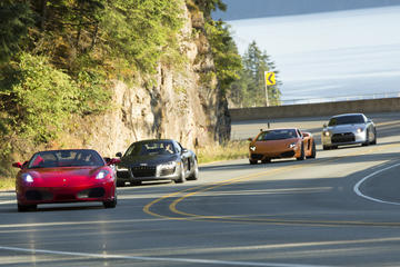 Sea to Sky Exotic Driving Experience