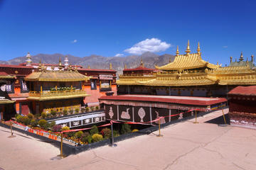 2-Day Gyantse and Shigatse Tour from Lhasa