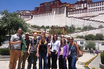 3-Night Lhasa City Small Group Tour