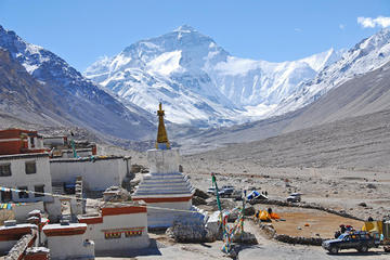 4-Day Tibet Tour With Everest Base...
