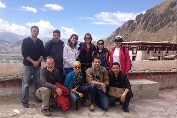 4-Night Lhasa Small Group Tour Including Three Major Monasteries