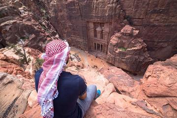 Petra Day Tour dal porto di Aqaba