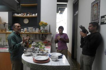 Excursão culinária e histórica por Lima