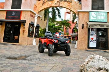 Visite d'Aruba en véhicule...