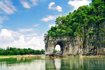 Full-Day Guilin City Tour with Elephant Trunk Hill