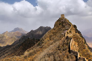 Great Wall Hiking from Simatai West to Jinshanling One Day Small Group Tour