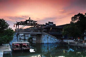 Private Day-Tour: Suzhou Museum and...