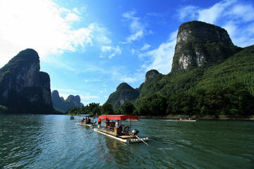 Private Li River Day Cruise With Lunch From Guilin