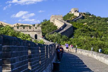 Viagem diurna por Badaling na Grande Muralha da China em Pequim
