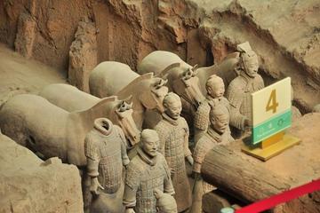Xi'an Terracotta Warriors Bus Tour