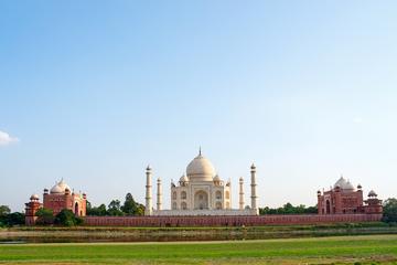 3-tägige private Tour: Taj Mahal und Heiliger Ganges von Agra nach...