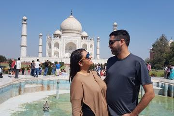 Agra City Tour : Private Half Day Guided Tour