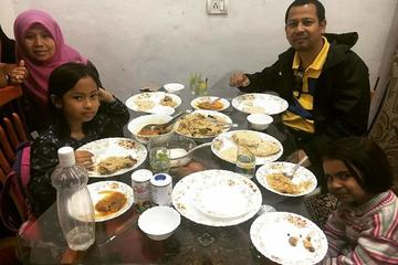 Agra Food Market and Local Home Visit Private Experience with Meal