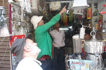 Agra Shopping Half-Day Tour