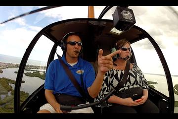Book Cocoa Beach and Thousand Islands Helicopter Tour on Viator