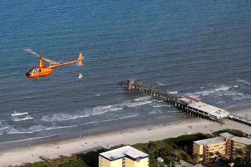 Cocoa Beach Pier Helicopter Tour from...
