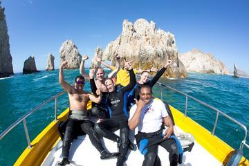 Visite avec plongée sous-marine à 2bouteilles à Cabo San Lucas pour...