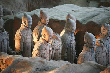 One Day Xian Bus Tour to Terracotta Warriors and Horses Museum plus...