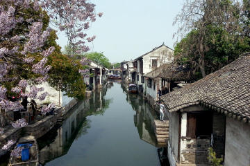 Private Day Tour of Zhouzhuang Water...