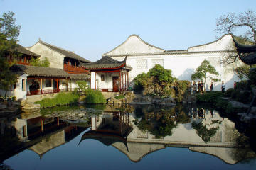 Private Day Trip of Suzhou Humble Administrator's Garden, Tiger Hill and Master of Nets Garden from Shanghai