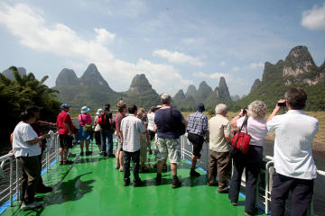 Private Tour: Guilin Li River Cruise...