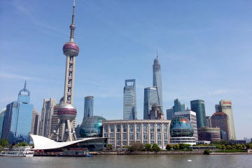 Private Tour: Yuyuan Garden, Shanghai Urban Planning Exhibition Hall, The Bund, World Financial Center and Tianzifang