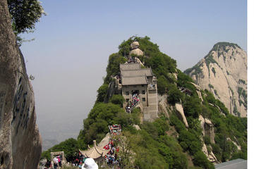 Xi'an Private Tour: Huashan Mountain...
