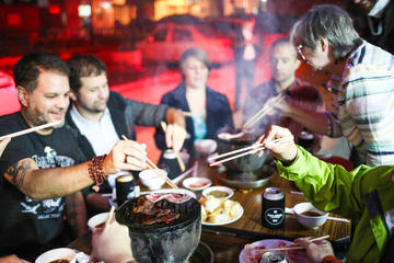 Beijing Hutong Food and Beer Tour by Tuktuk