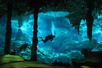 Pacchetto di immersioni tutto compreso di 3 giorni nella Riviera Maya