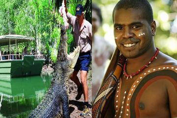 Hartley's Crocodile Adventures and Tjapukai Cultural Park Day Trip...