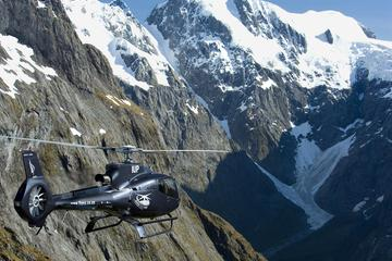 Milford Sound and the Glaciers Helicopter Tour including Landing from...