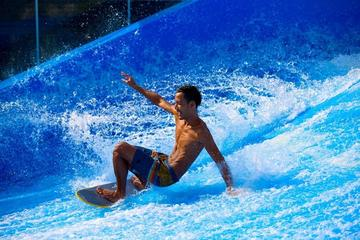 1 hour Surfing on a Flowrider