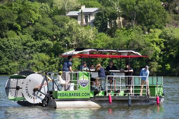 Pedal Barge Cruise in Austin