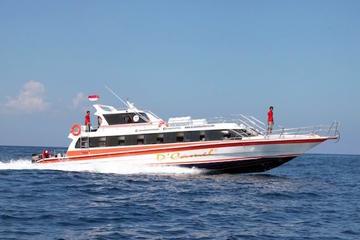 Bali Lembongan Island Fast Boat Transfers