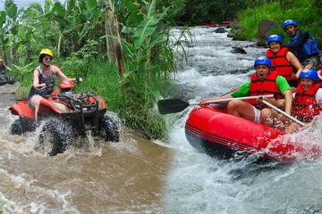 Full-Day Bali ATV Ride and White...