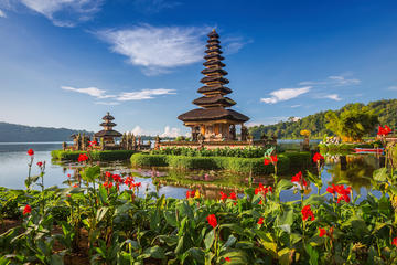 Full-Day Private Bedugul Jatiluwih Rice Terraces and Tanah Lot Tour