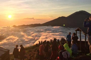 Full-Day Sunrise Hiking Tour of Mount Batur Volcano
