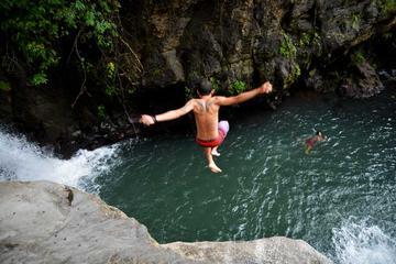 Jumping Sliding at Wate…