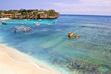 Nusa Lembongan Day Trip: Snorkeling and Mangrove Tour with Lunch and Transfers