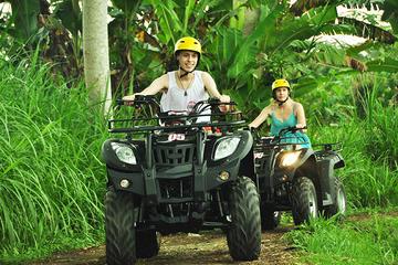 Quad-Abenteuer auf Bali