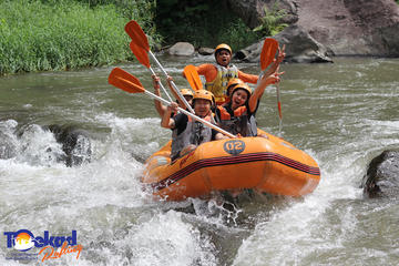 White Water Rafting in Ubud including Buffet Lunch and Transfers
