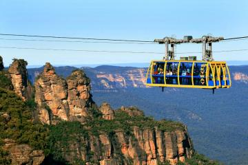 Blue Mountains and Wildlife Park