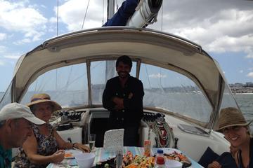 Navegação e Sushi em Lisboa